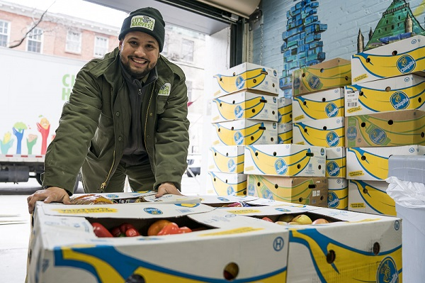 Rescuing Food For New York's Hungry